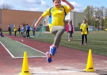 Lietuvos mokyklų žaidynių lengvosios atletikos trikovės tarpmokyklinės varžybos
