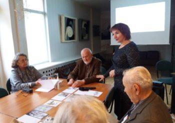 """A. Nedzelskio knygos """"Pokalbis V. K. Jonyno galerijoje Druskininkuose 1992 metų rugpjūčio šeštą dieną"""" pristatymas"""