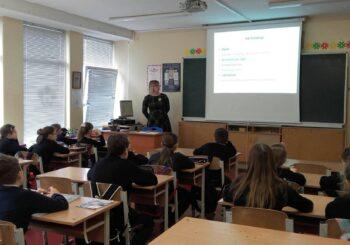Lietuvių kalbos ir literatūros dienos mokykloje